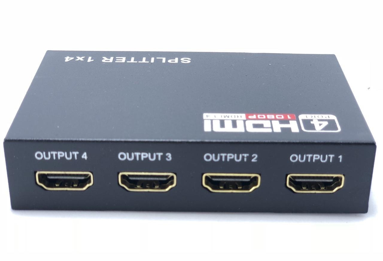 Hub HDMI ra 4 đầu
