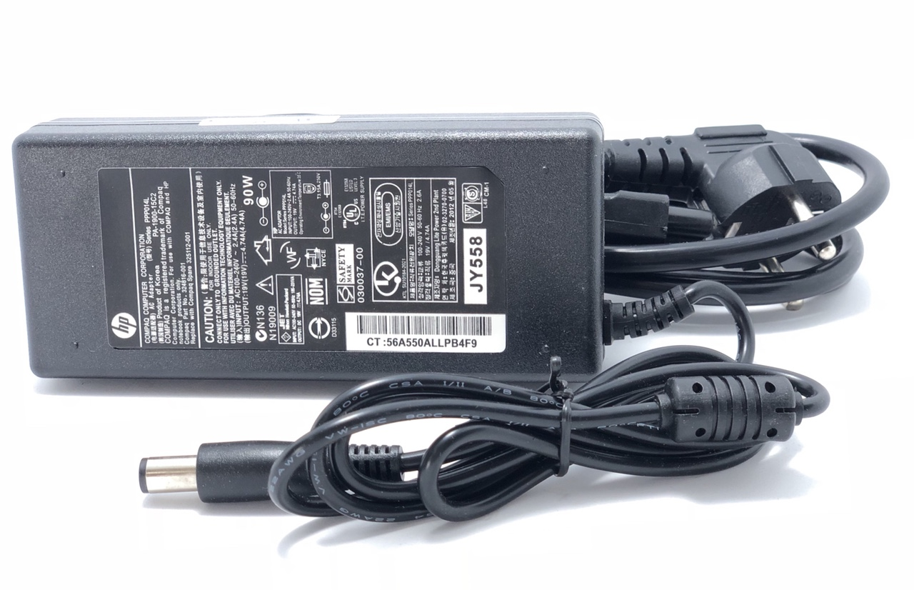 Adapter laptop HP 19.5V-4.74A (90w)