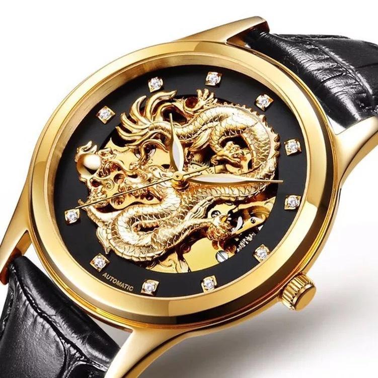Đồng hồ Rồng vàng