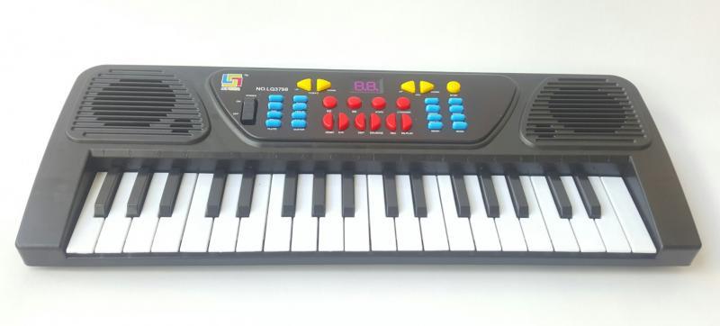 Đàn Organ melody mixing