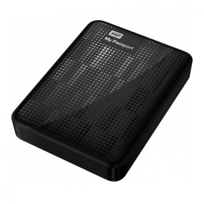 HDD DI ĐỘNG 320G WD PASSPORT- 3.0-2.5